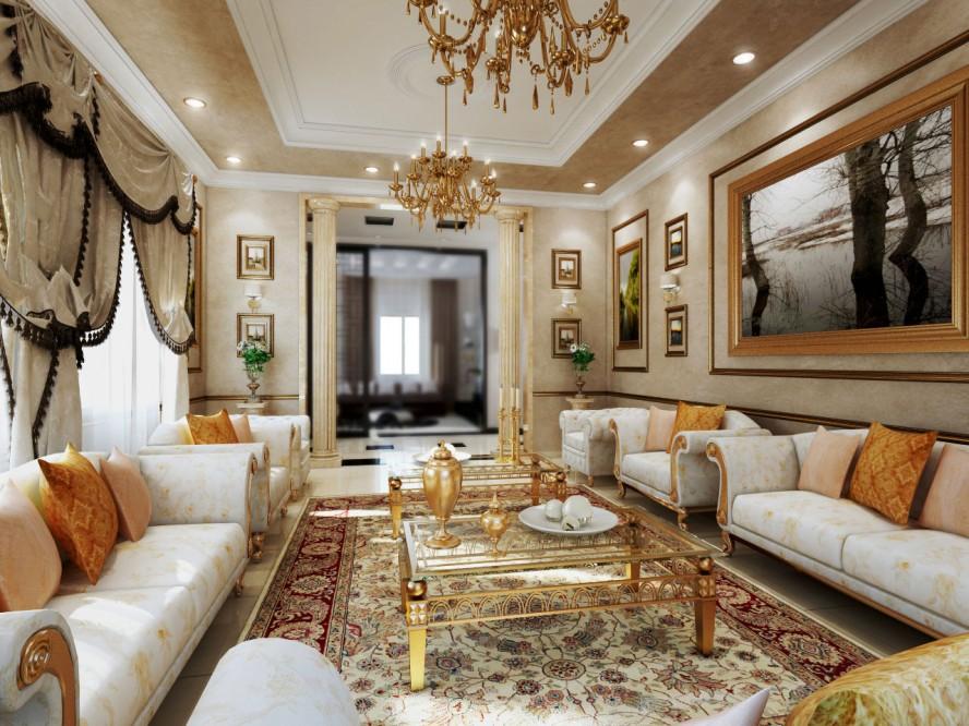 Mẫu thiết kế nội thất tổng thể hài hòa mang hương vị cổ điển