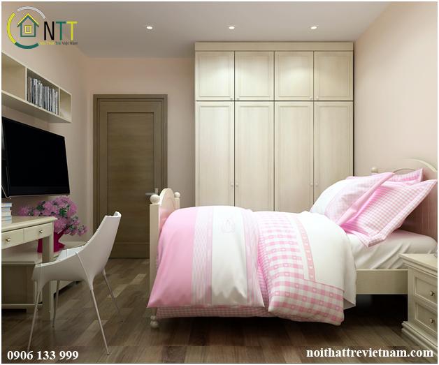 Tư vấn thiết kế nội thất phòng ngủ nhà chung cư