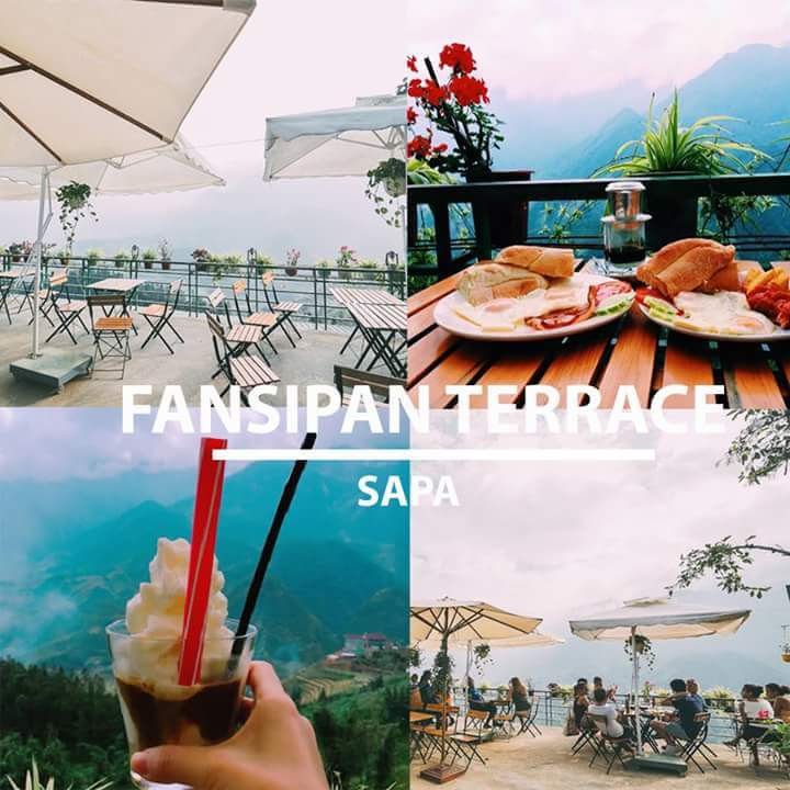 Fansipan Terrace Cafe