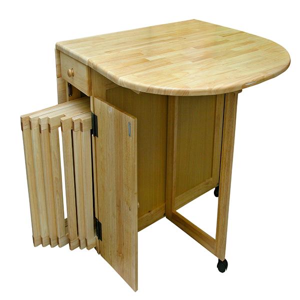 bo ban an thong minh9 Không gian nhà nhỏ mấy cũng có chỗ lắp bàn ăn thông minh tiện dụng