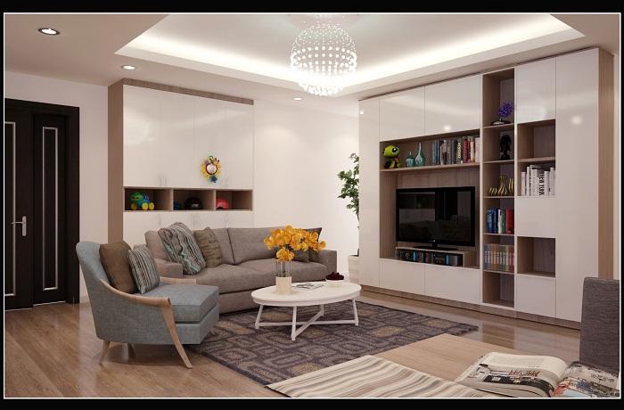 Bộ ghế sofa mang phong cách phóng khoáng