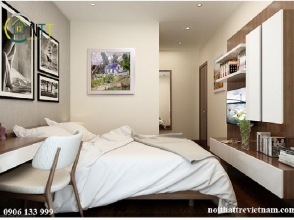 Một góc nhìn khác cho thiết kế phòng ngủ 20m2