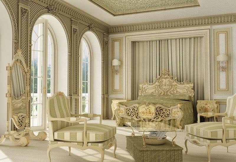 3 điều cần biết về phong cách thiết kế nội thất cổ điển châu Âu