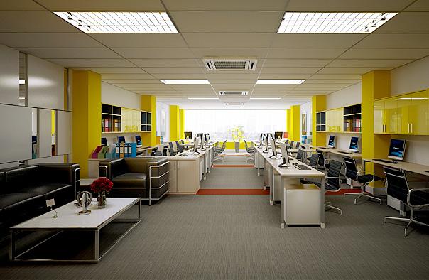 Bảo hành thiết kế nội thất văn phòng