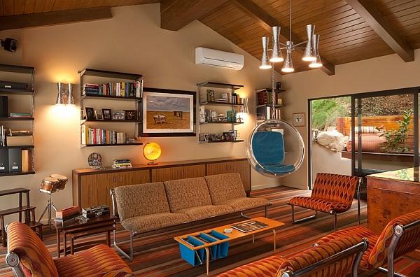 Thiết kế thông minh đảm bảo sự tiện nghi cũng như hợp phong thủy cho cả ngôi nhà