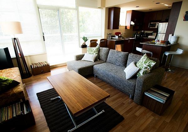 Chú ý hướng nhà khi thiết kế nội thất nhà cho người mệnh Thổ