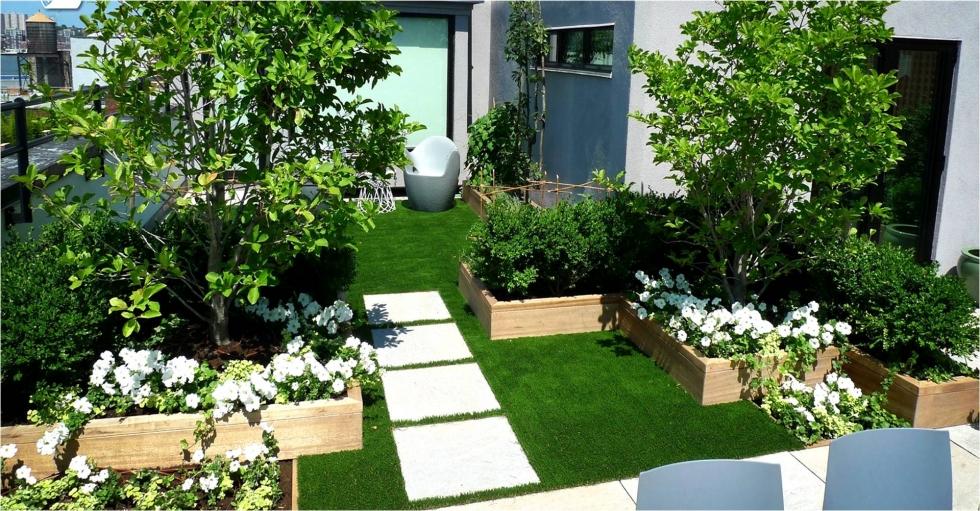  Cách tạo vườn đẹp