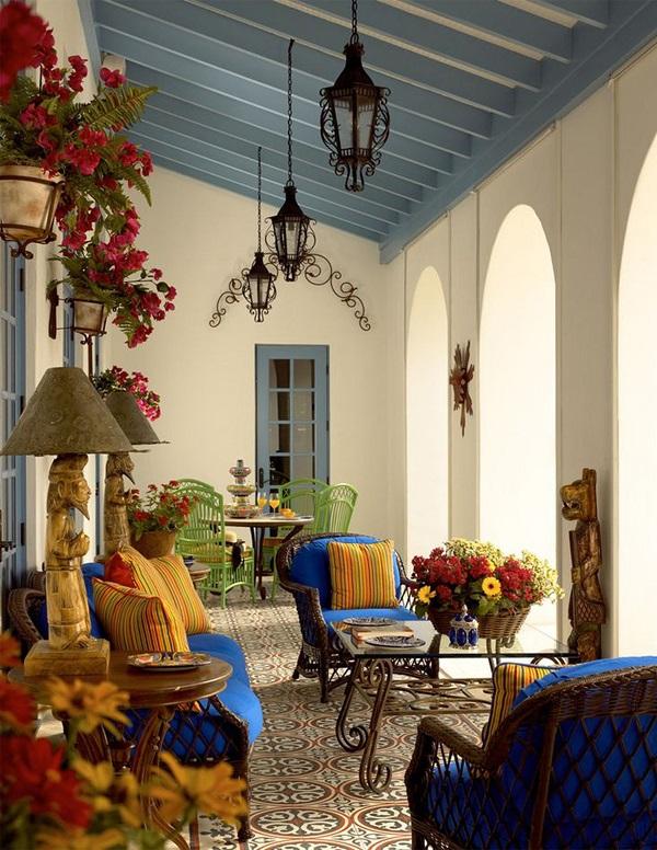 Phong cách nội thất Địa Trung Hải là gì