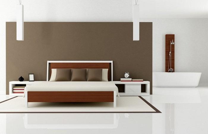 Đồ nội thất được sử dụng một cách tối giản