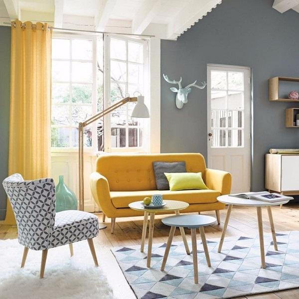 Kết quả hình ảnh cho phong cách thiết kế nội thất retro