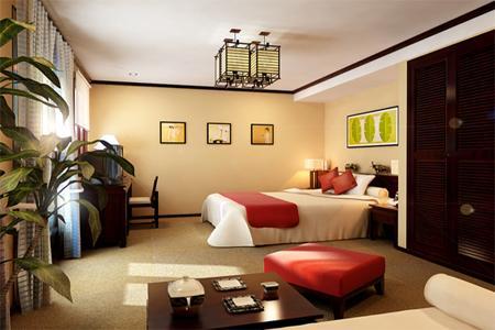 Thiết kế nội thất khách sạn 3 sao 2