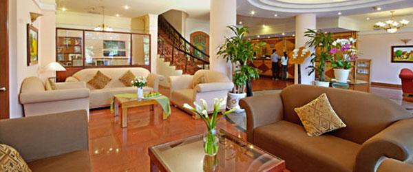 Thiết kế nội thất khách sạn 3 sao 3