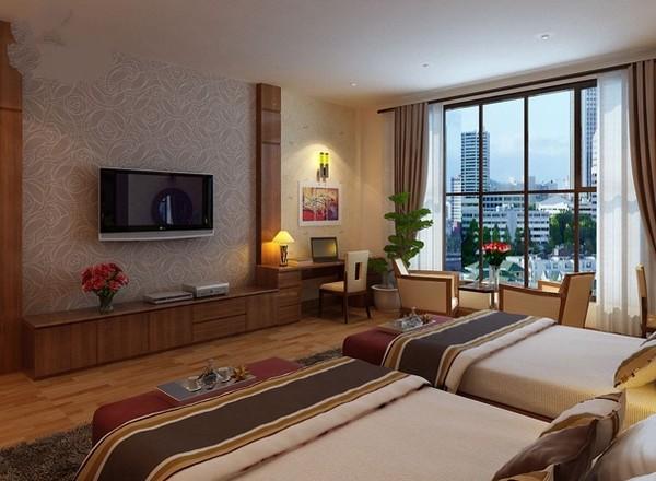 Thiết kế nội thất khách sạn mini 2