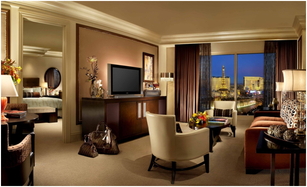 Phòng Suite với đầy đủ tiện nghi