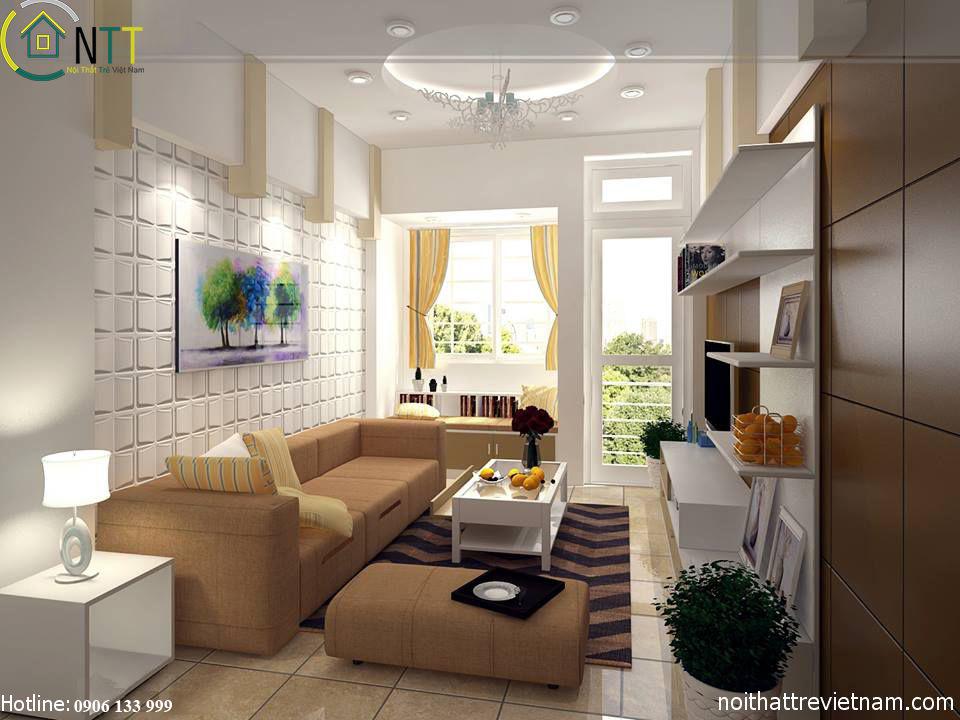Những lưu ý khi thiết kế nội thất phòng khách đẹp