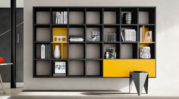 Tạo sự đối lập to - nhỏ cho các đồ nội thất trong phòng để tạo sự nổi bật